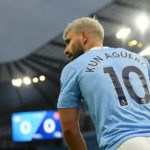 Guardiola defends Aguero over contact with Massey-Ellis