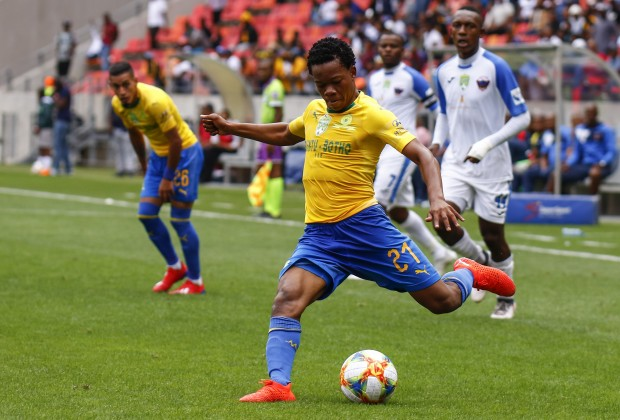 Mkhulise on being ball boy to playing in the first team