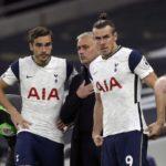 Bale Mourinho Spurs