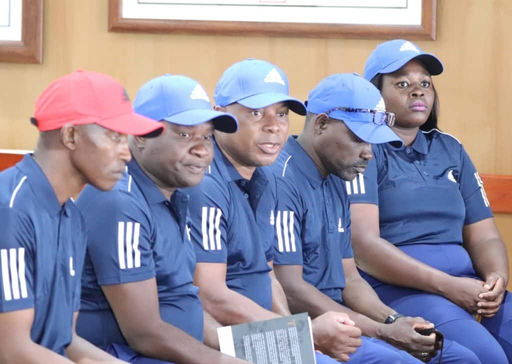 TTM appoint Masutha as head coach