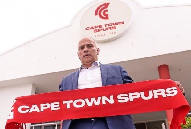 Cape Town Spurs confirm Heric as head coach