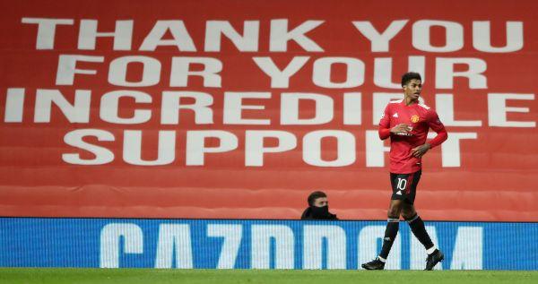 Marcus Rashford, Man United
