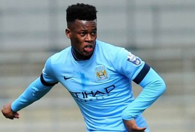 Ashley Smith-Brown, Former Manchester City