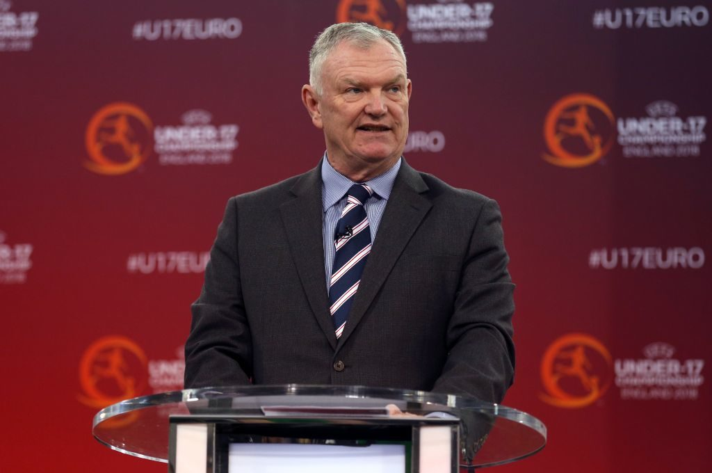 Football Association chairman Greg Clarke on Project Big Picture discussions,