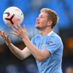 Kevin De Bruyne open to new Man City deal