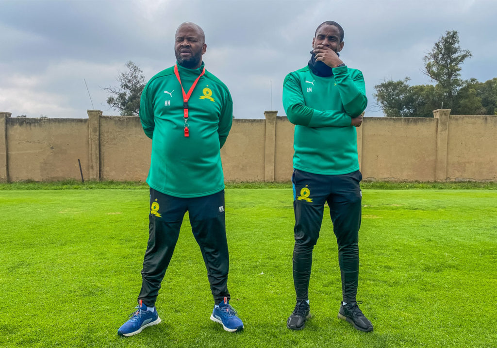 Mngqithi: We're still trying to integrate new players at Sundowns