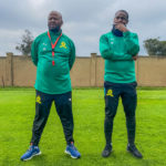 Gallery: Sundowns first training session under Mokwena, Mngqithi
