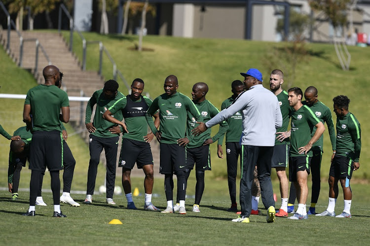 Ntseki: This blend of Bafana players will do the job