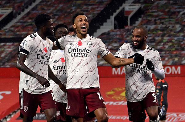 Aubameyang Arsenal
