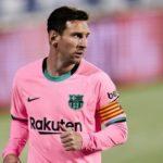 Messi, Barcelona