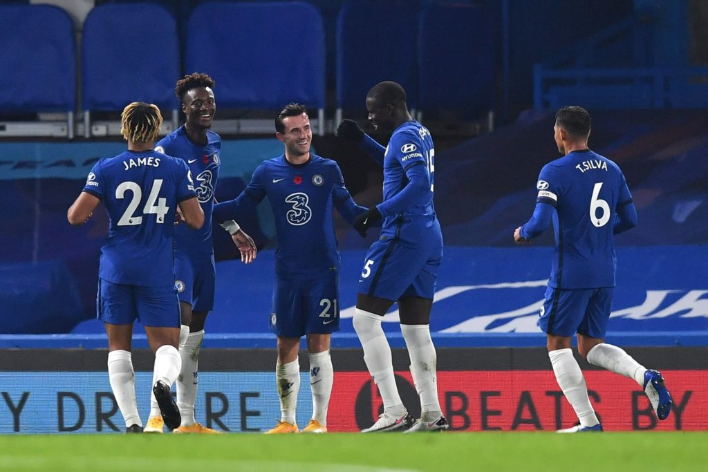 Chelsea come from behind for comfortable win over Sheffield United