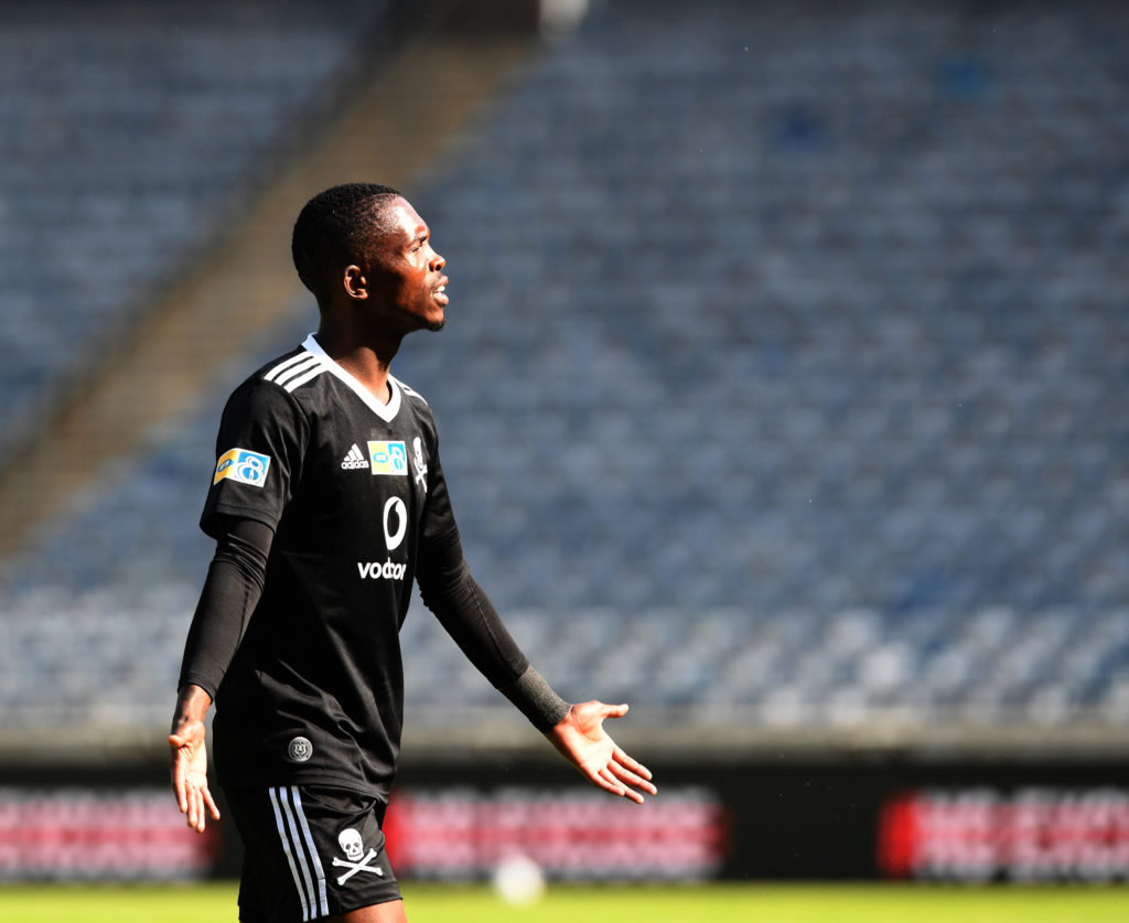 Monare opens up on Pirates debut