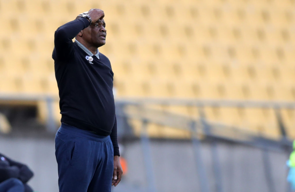 Appointing Ntseki was crazy, Bafana must now go for Benni - Barker