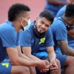 Domingo eyes Caf Champions League trophy