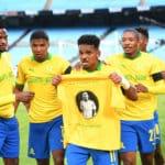 Mngqithi applauds Stellenbosch for Ngcongca tribute