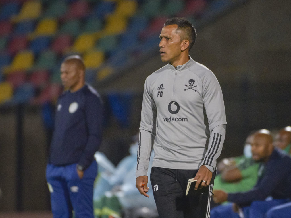 Davids: It was about the points