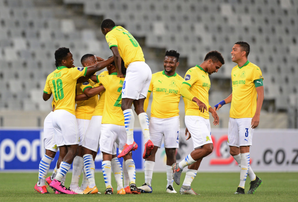 Sundowns discover Caf Champions League opponents