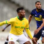Motjeka Madisha of Mamelodi Sundowns