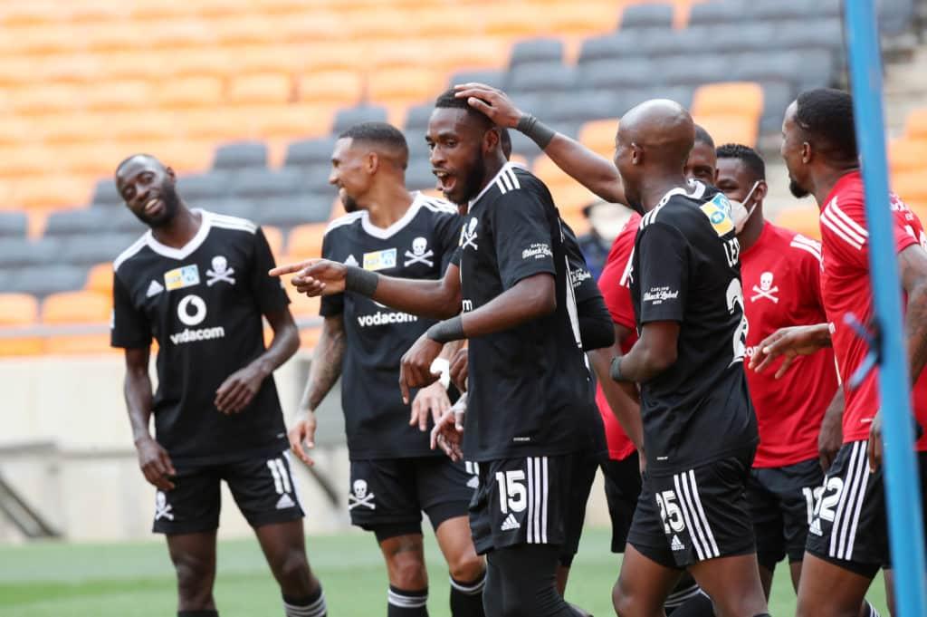 Tembo: Pirates are title favourites this season