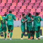Watch: Bafana put four past Sao Tome