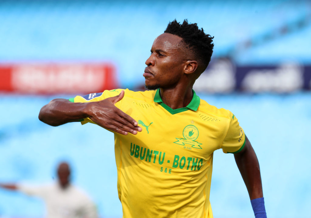 He will sign a new contract - Zwane's agent says contract extension with Downs is close