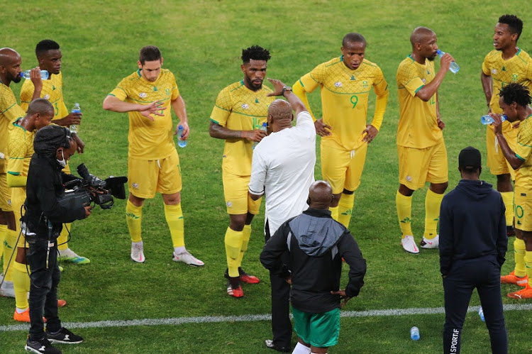 Bafana face TV blackout for Sao Tome clash