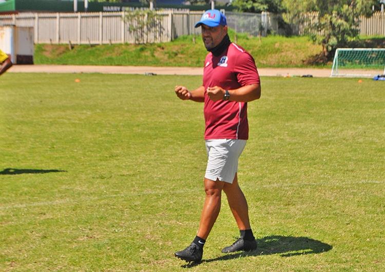 Maritzburg appoint Buckley as caretaker coach