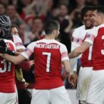 Aubameyang hits back at Kroos for mask celebration criticism
