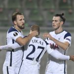 Kane scores his 200th goal for Tottenham in Ludogorets victory