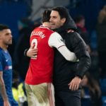 Bellerin getting back to his best, says Arteta