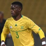 Maela doubtful, Zungu earns starting berth for Bafana Bafana
