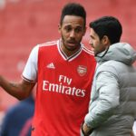 Arteta believes Arsenal can cope without Pierre-Emerick Aubameyang