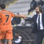 Cristiano Ronaldo, Juventus and Andrea Pirlo