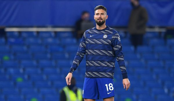 Giroud bids Chelsea farewell ahead of expected AC Milan switch