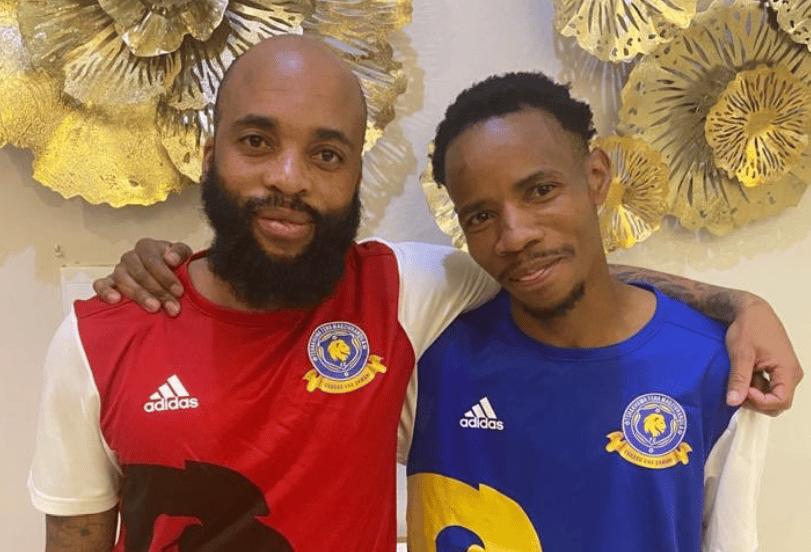 TTM release duo Manyisa, Molangoane