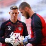 Solskjaer dismisses idea Henderson facing 'make-or-break' moment