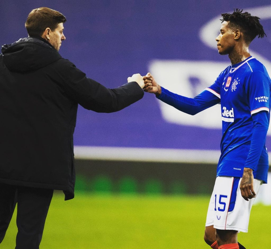"""Zungu opens up about """"awesome"""" start to life at Rangers"""