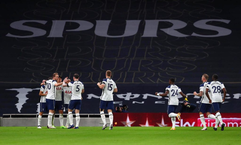 Highlights: Spurs beat Man City to go top, Chelsea up to second