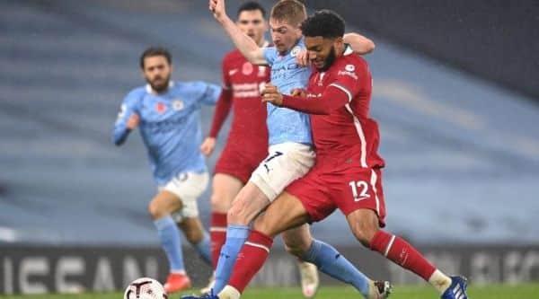 Joe Gomez, Liverpool