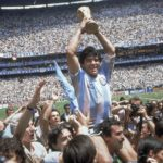Diego Maradona's life and career in pictures