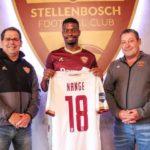 Phathutshedzo Nange, Stellenbosch FC