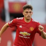 Daniel James, Manchester Umited