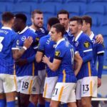 Stoppage-time equaliser earns Brighton point against Liverpool