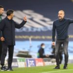 Guardiola hits back at criticism of his behaviour from Conceicao