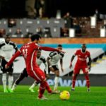Late Salah penalty sees Liverpool snatch a draw at Fulham