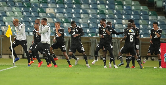Pirates to face Jwaneng Galaxy in final Caf Confed Cup preliminary round