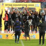 Orlando Pirates winners of the 2020 MTN8 final