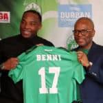 AmaZulu unveil Benni as new head coach