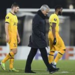Mourinho questions motivation of some Spurs players after draw in Austria