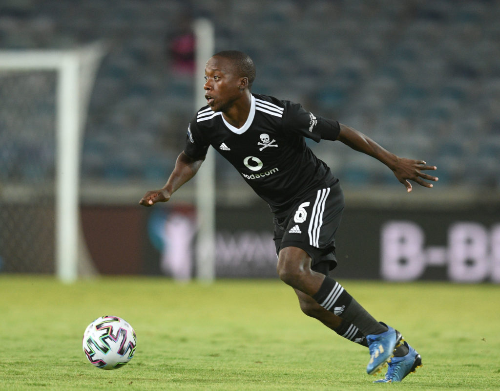 Pirates midfielder Ben Motshwari charged by police
